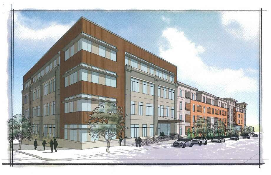 City Station North, the fourth phase of United Group of Companies' City Station project, received final approval from Troy's planning commission this week. The project will occupy a half block along Sixth Avenue between Congress and State Streets downtown. Photo: United Group Of Companies