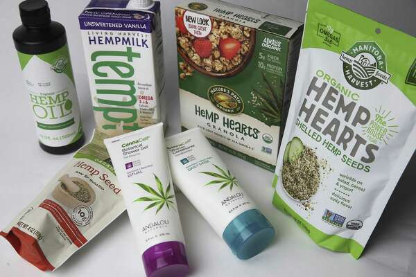 Texas farmers see new source of green in legal hemp