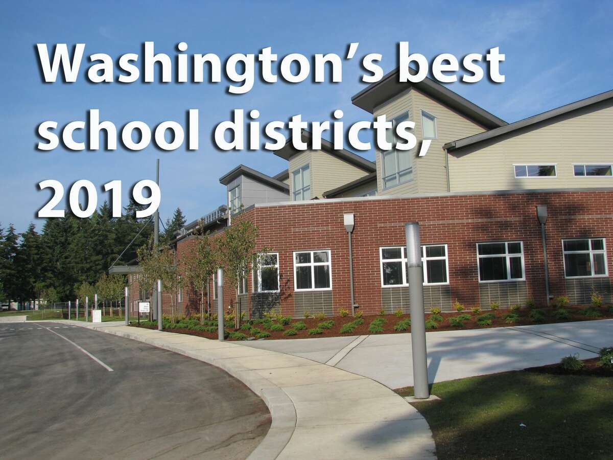 School ranking site Niche recently released its findings for Washington's best school districts. Hint: They're either moneyed or tiny.