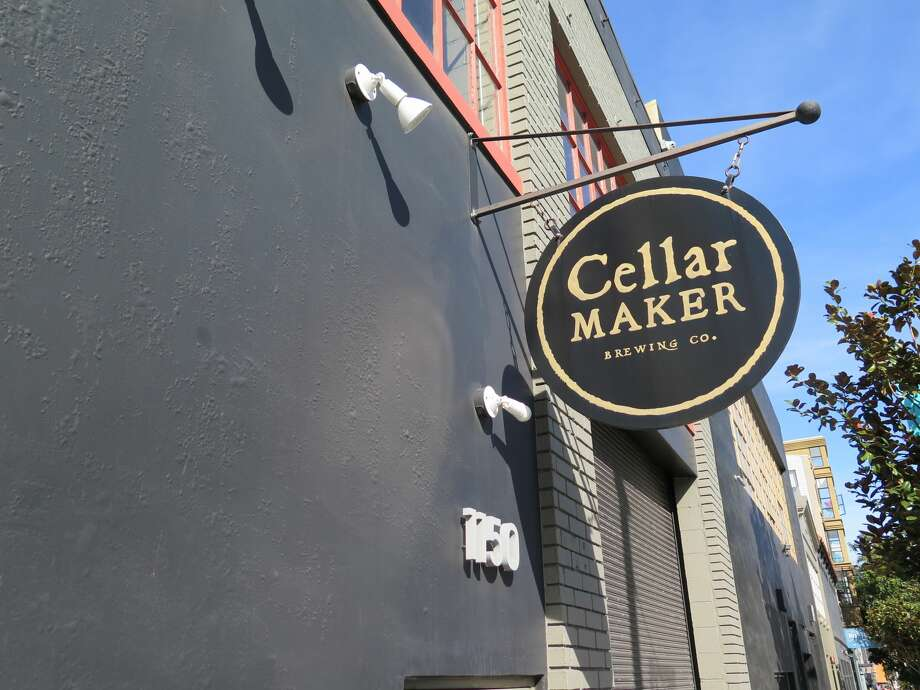 San Francisco's Cellarmaker Brewing Company. Photo: Courtesy Cellarmaker Brewing Company
