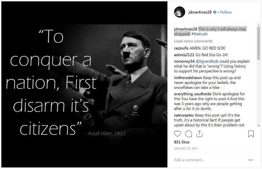 PHOTOS: Hitler references often end bad