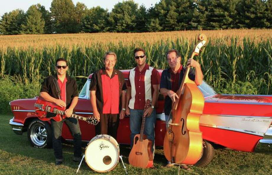 Grafton-based Rockabilly Revival is one of the bands set to play at the 20th Annual Fall Festival in Benld.