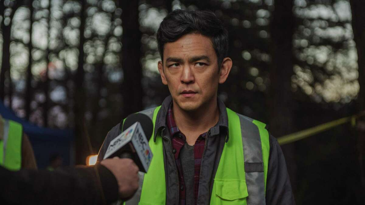 """John Cho stars in the new film """"Searching."""""""
