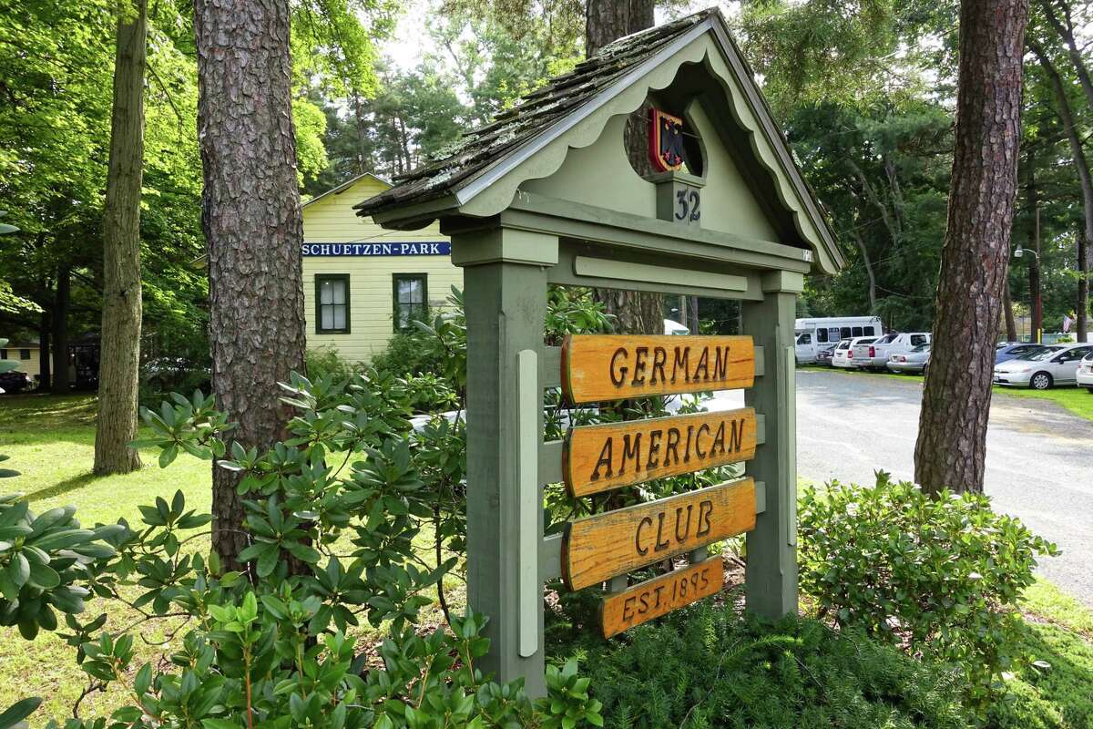 A view of the German-American Club of Albany on Sunday, August 19, 2018, in Albany, N.Y. (Paul Buckowski/Times Union)