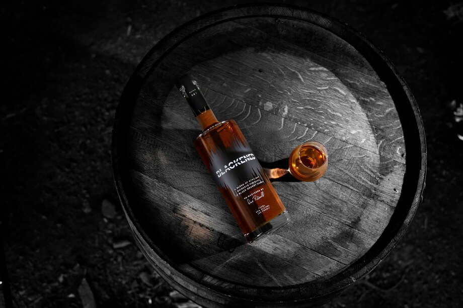 Metallica has announced the creation of a new whiskey called Blackened American Whiskey, made in collaboration with experienced distiller Dave Pickerell. Photo: Courtesy Metallica
