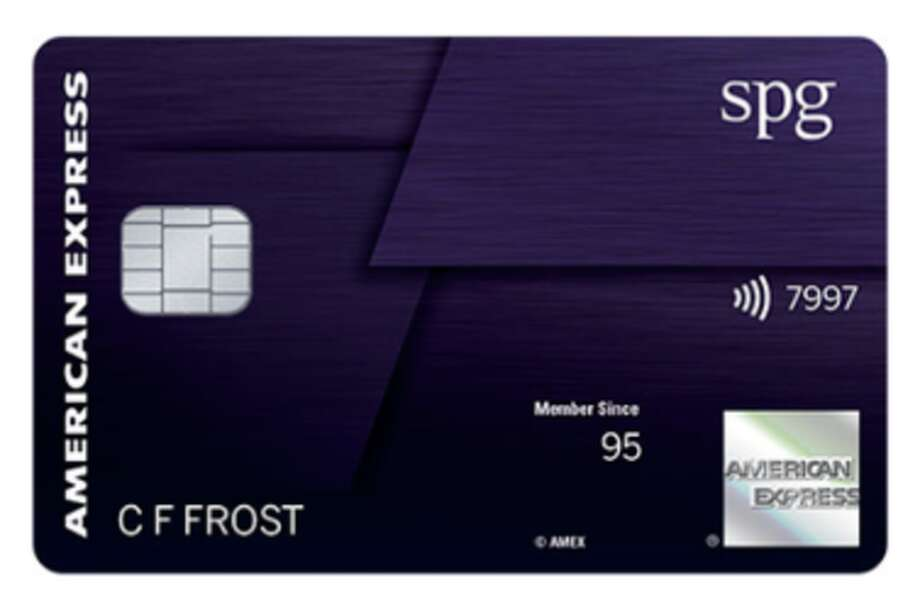New Spg Luxury Card From Amex Works For Marriott Fanatics Sfgate
