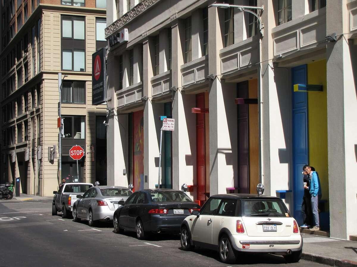 Natoma Street 311 cases: 555