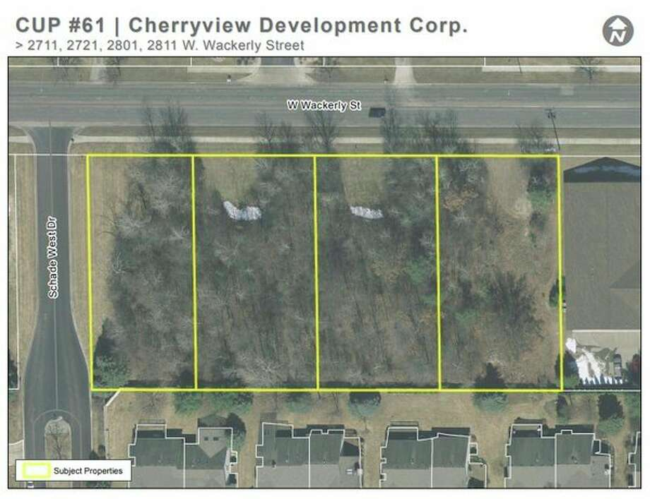 The Midland City Planning Commission narrowly voted down a conditional use permit on Aug. 28 that would have been the first step in allowing four two-family rental dwellings to be built along West Wackerly Street.