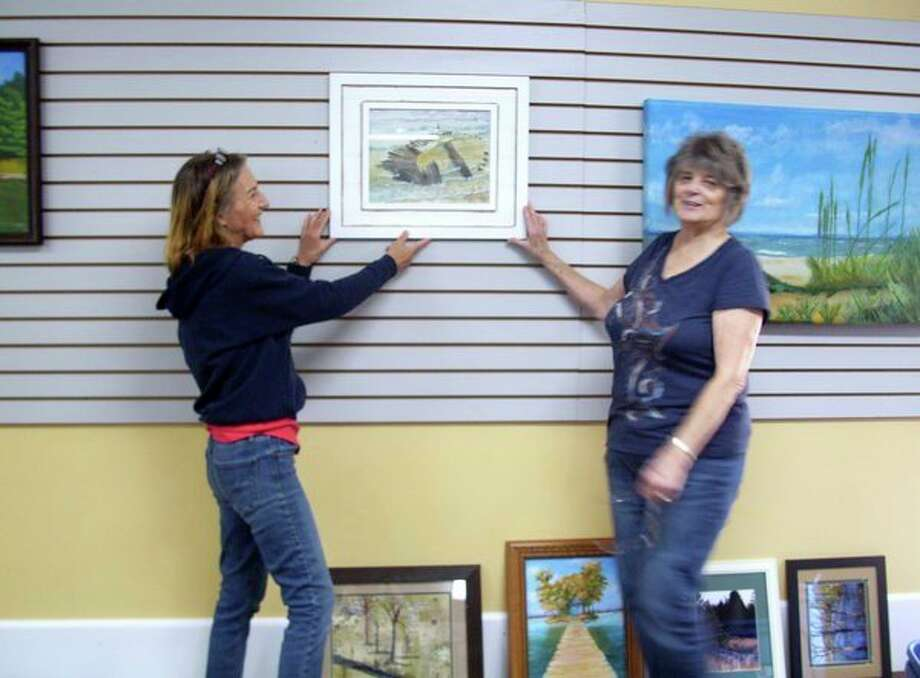 The Gladwin Area Artist Guild Show Committee has been hard at work since May preparing for the 18th Annual Art Show & Sale set for Sept. 14-15,  at the City Park Community Building in Gladwin. (photo provided)