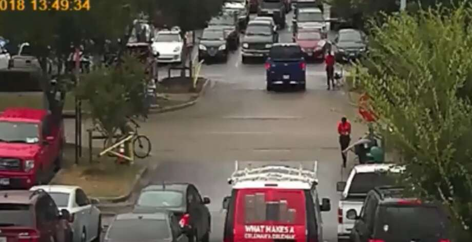 PHOTOS: Was just doing her job The Houston Police Department is searching for a man who robbed a Minute Maid parking lot attendant Wednesday afternoon. >>>Swipe through to see if you recognize the suspect in this case... Photo: HPD