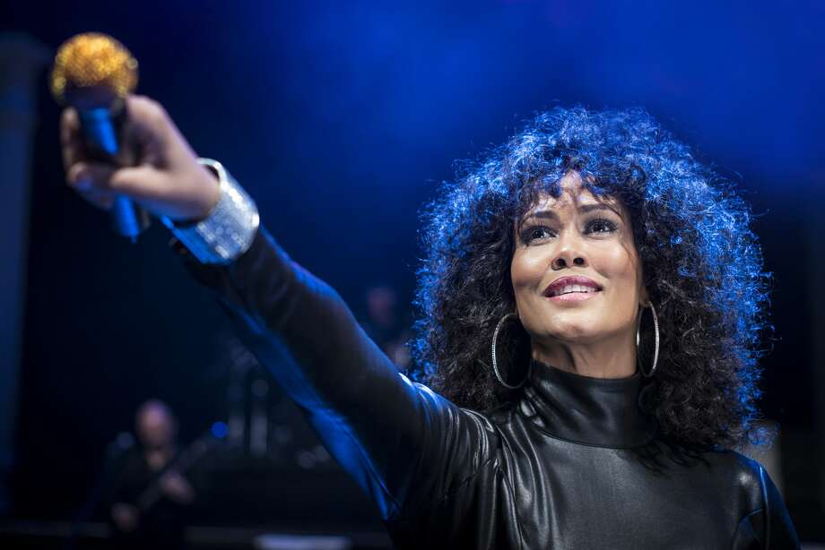 "Belinda Davids isn't looking to fill those shoes with her tribute concert ""The Greatest Love of All: The Whitney Houston Show."" Instead, she sees it as filling a need.