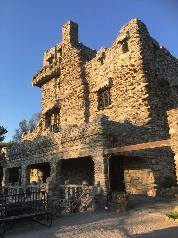 Gillette Castle in East Haddam Photo: Contributed Photo