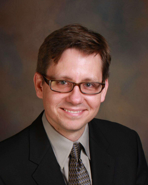 Eric K. Peden, M.D., is chief of vascular surgery at Houston Methodist DeBakey Heart & Vascular Center.