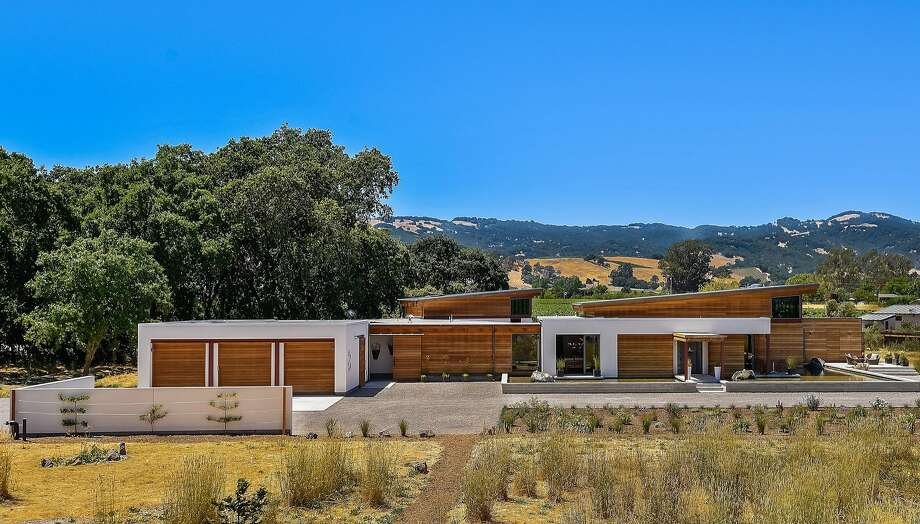The Sonoma compound occupies more than 5 acres. Photo: Open Homes Photography
