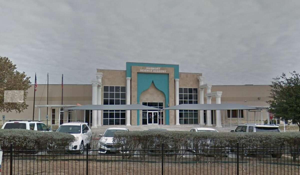 24. Harmony Science Academy San Antonio Overall grade:B+ Students:651 Student-to-teacher ratio:14:1