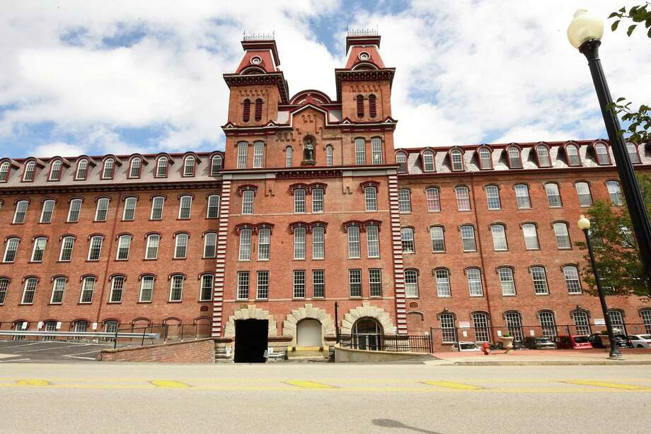 The Lofts at Harmony Mills on Thursday, Aug. 30, 2018 in Cohoes, N.Y. (Lori Van Buren/Times Union) Photo: Lori Van Buren, Albany Times Union / 20044694A