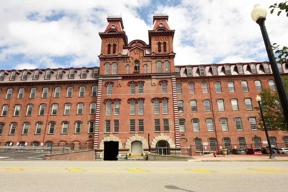 The Lofts at Harmony Mills on Thursday, Aug. 30, 2018 in Cohoes, N.Y. (Lori Van Buren/Times Union)