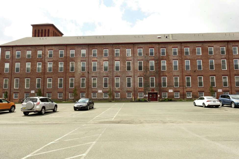 West building at The Lofts at Harmony Mills on Thursday, Aug. 30, 2018 in Cohoes, N.Y. (Lori Van Buren/Times Union)