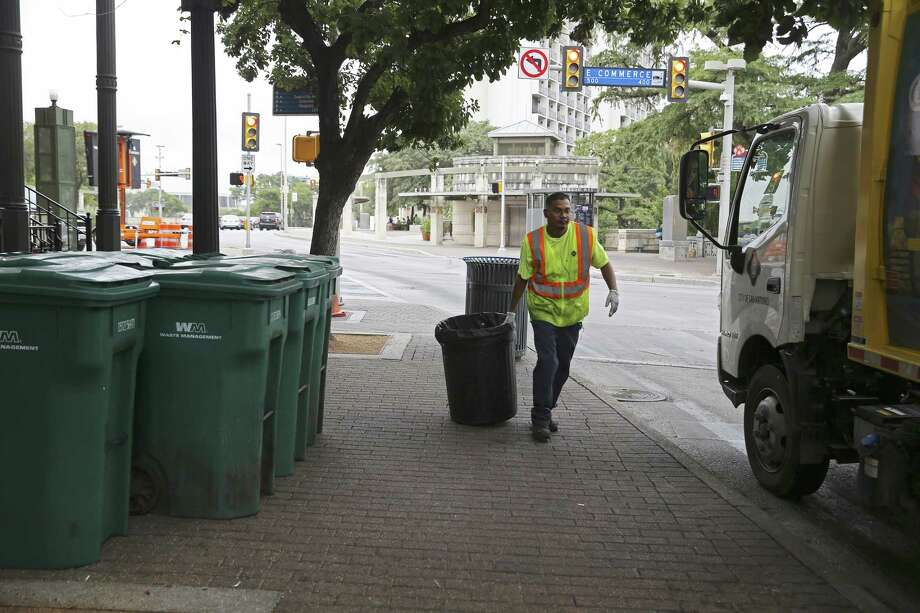 Keep clicking to see the top 10 reasons why San Antonians used 311 in 2019