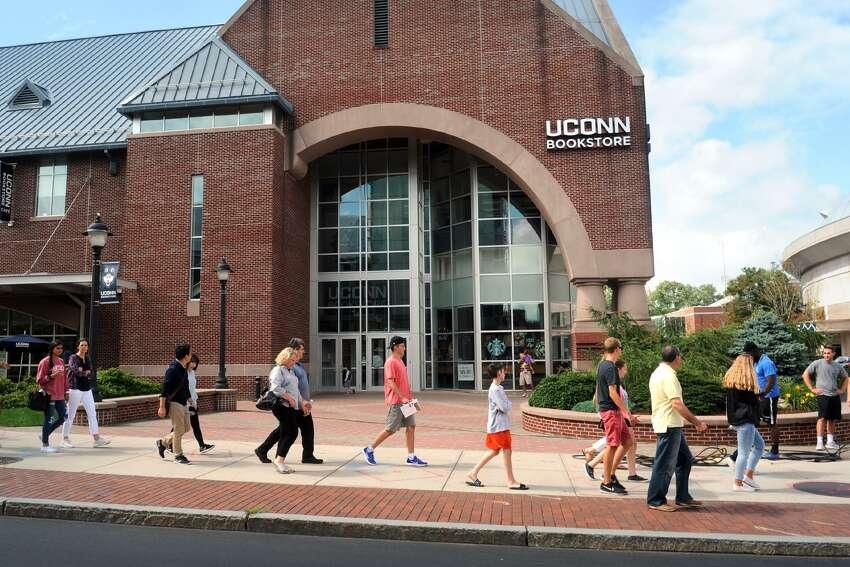 NATIONAL RANKINGUniversity of Connecticut, StorrsRank: 63Source: U.S. News & World Report