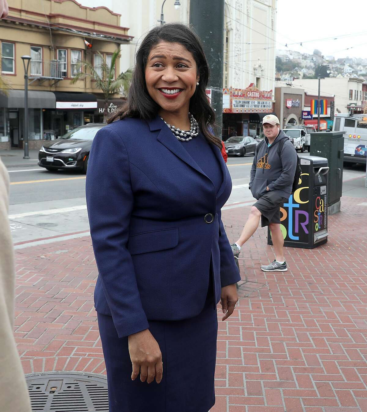 SF Mayor London Breed says the city is prepared to spending $100 million on modular housing.