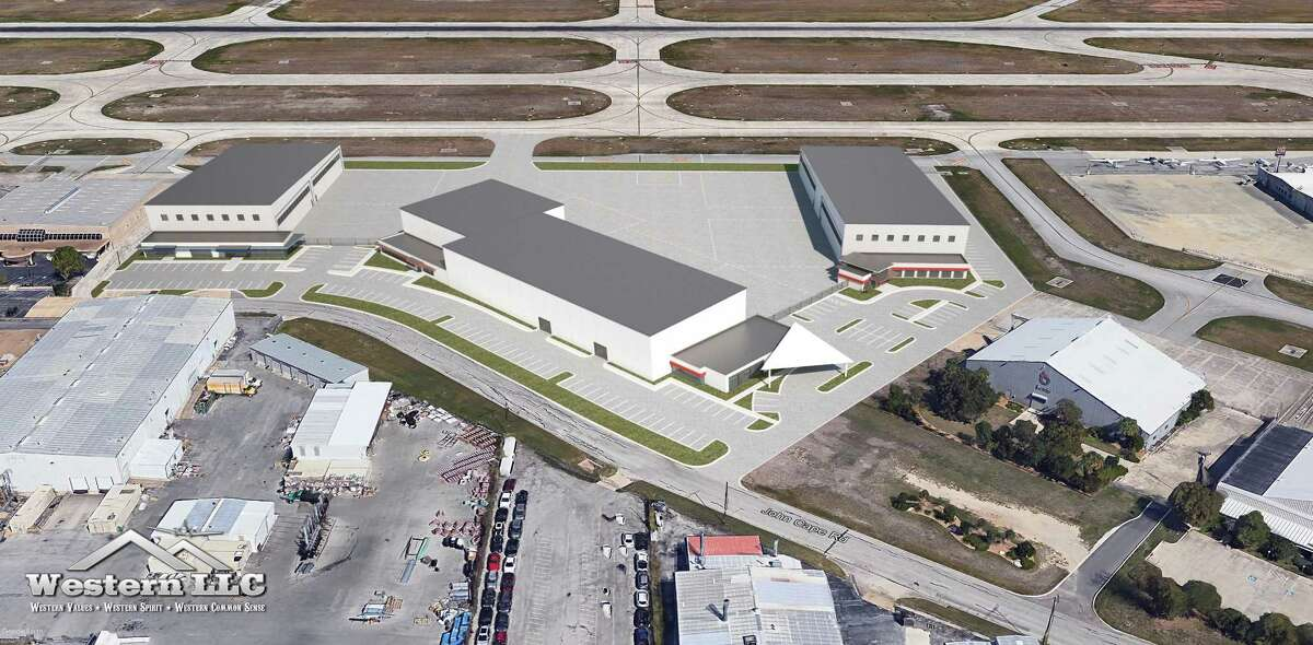 Western LLC, a Colorado commercial real estate development firm, will undertake the $25 million redevelopment of a facility at San Antonio International Airport that city officials are calling the largest private capital project in the airfield's history.