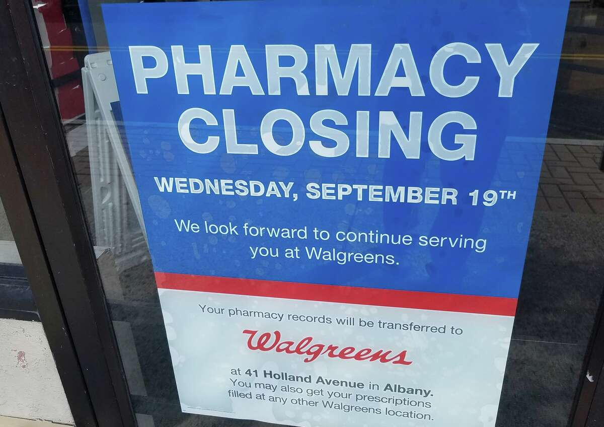 This Rite-Aid in the South End closed last fall. Local community development advocates say it offers an example of why it would be beneficial to have community ownership of local businesses, rather than have far-off corporate shareholders who may choose to close an important community resource. (Chris Churchill / Times Union)