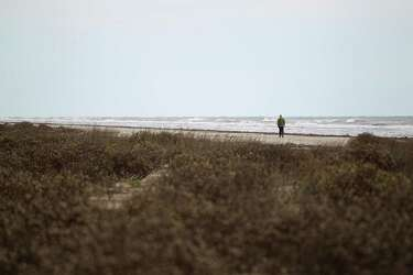 Fecal bacteria levels for Texas beaches going into the Memorial Day