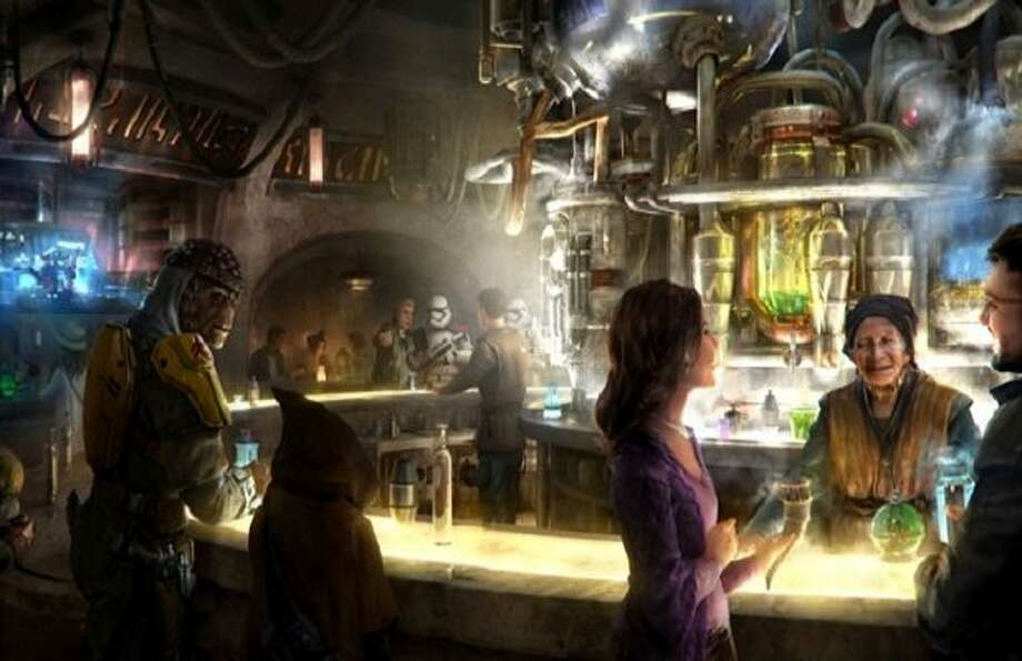 Star Wars Cantina Will Be First Disneyland Attraction To Sell