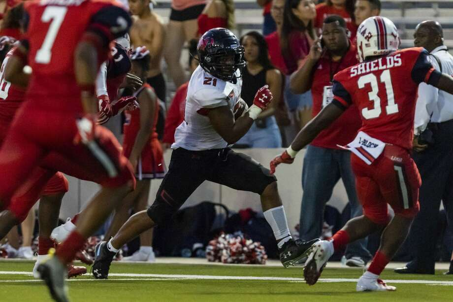 Dexter Johnson and Westfield got off to a fast start with Thursday's season-opening win over Lamar. Photo: Joe Buvid/Houston Chronicle