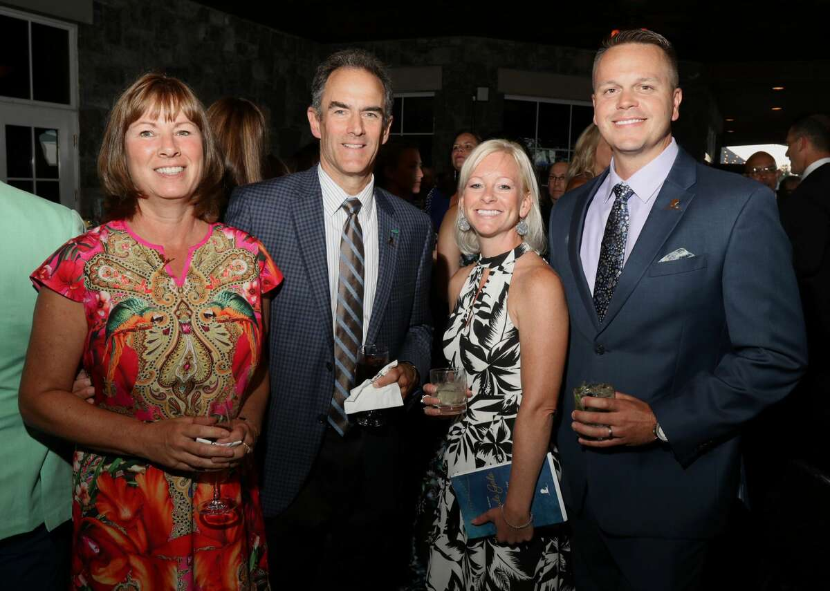 Were you Seen at the annual St. Jude Gala, a fundraiser for St. Jude Children's Research Hospital, held at Saratoga National Golf Club in Saratoga Springs on Thursday, August 30, 2018?