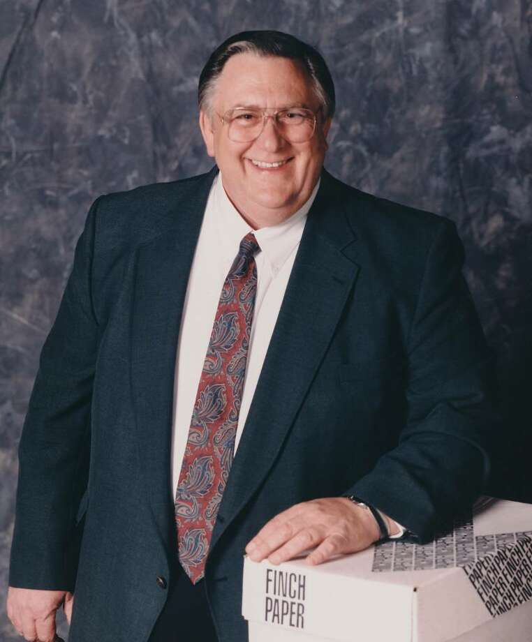 Finch Paper executive Richard Carota died Saturday. (Photo provided)