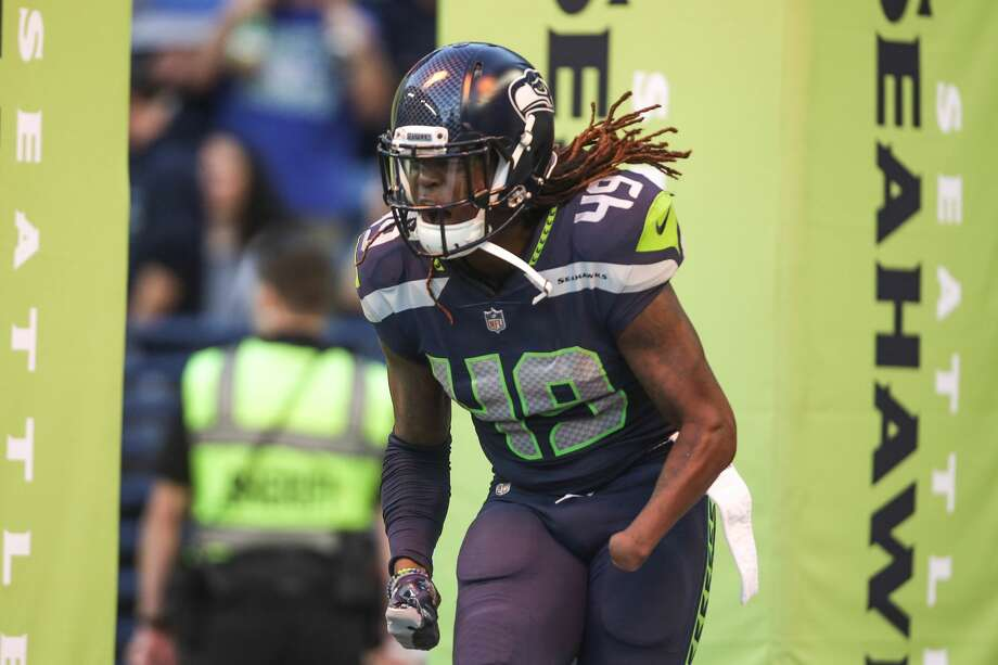 d59de9af0 Seahawks  rookie linebacker Shaquem Griffin is one of the featured athletes  in Nike s new