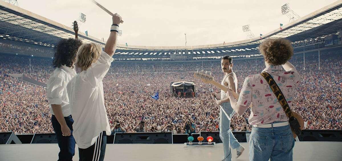 Movie claim: Live Aid was a reunion concert.
