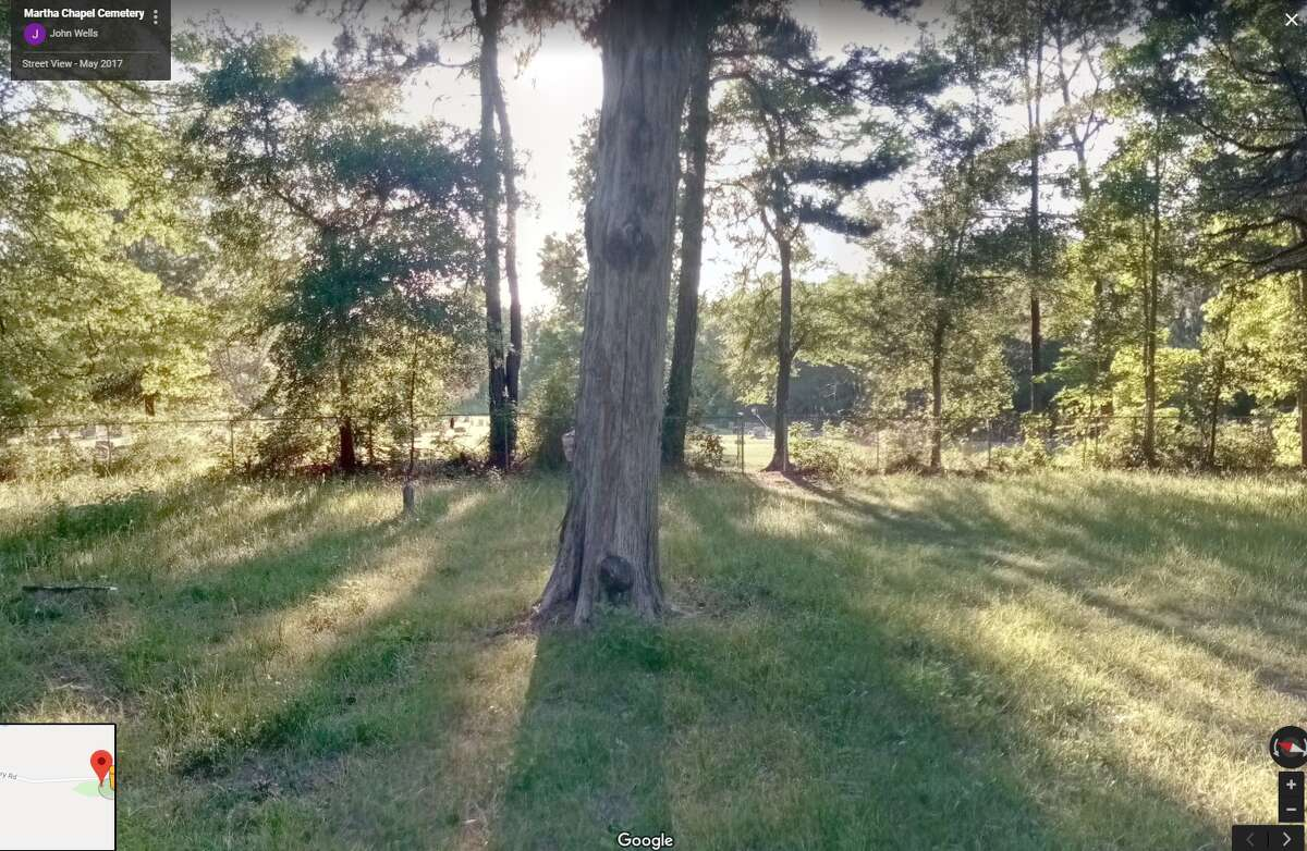 A YouTube video of Martha Chapel Cemetery in Huntsville, Texas, has collected hundreds of thousands of views and has people wondering whether it may be haunted.