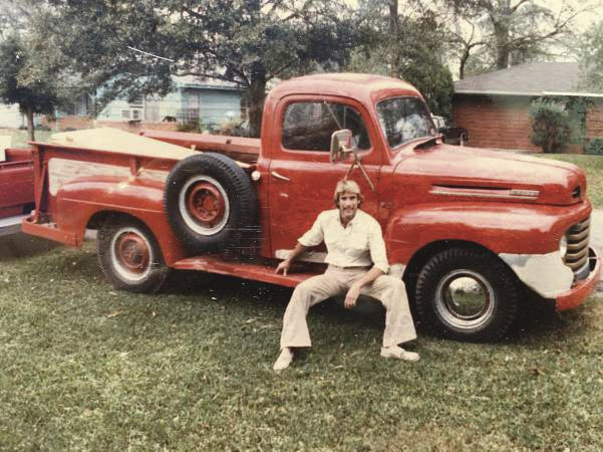 Don Kenney's 1949 Ford F3 an inherited family treasure
