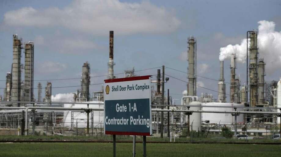 Shell Deer Park Complex, photographed on Thursday, March 29, 2018, in Deer Park, Texas.  ( Elizabeth Conley / Houston Chronicle ) Photo: Elizabeth Conley, Chornicle / Houston Chronicle / © 2018 Houston Chronicle