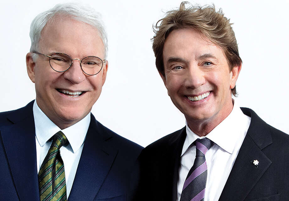 """Steve Martin and Martin Short, Feb. 17, Proctors. Comedy legends return to region with """"Now You See Them, Soon You Won't."""""""