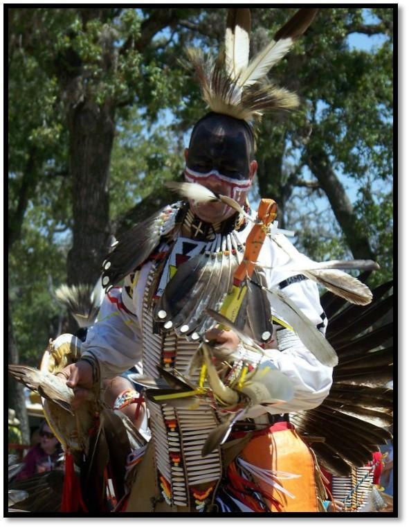 Native American Dance Troop Raising Money For New Zealand