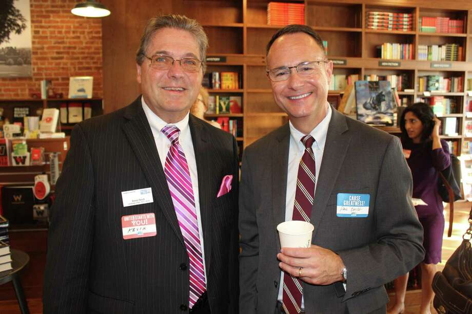 Last year's Middlesex United Way campaign kickoff was held at grown restaurant on Main Street in Middletown. Photo: Contributed Photo