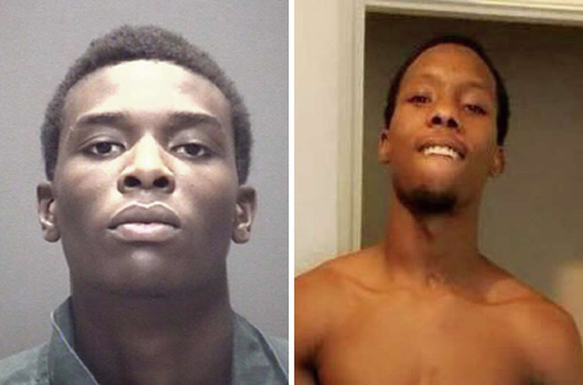 Latorrie Fields, left, and Kynnedy Lyons, who were shot in a La Marque park on July 4, were in the park for an attempted robbery, police allege.
