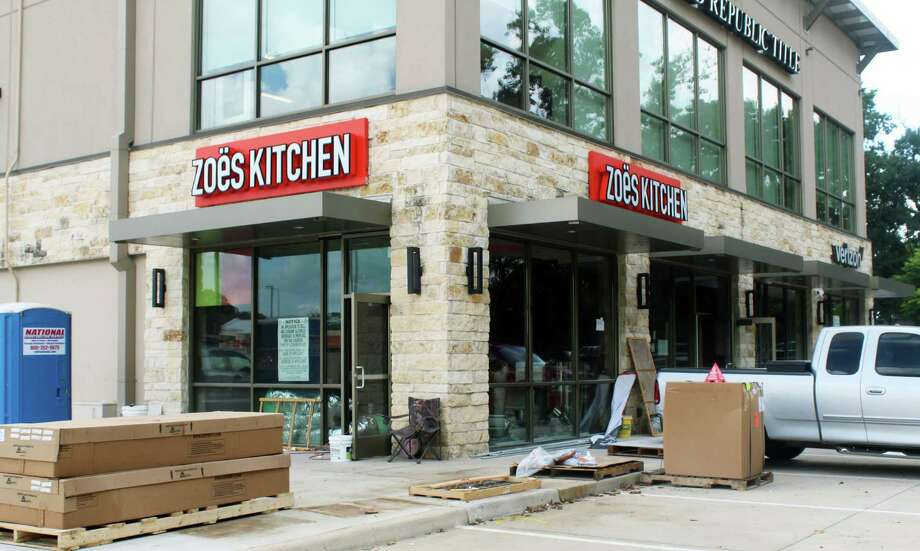 zoes kitchen close to kingwood drive will open late september photo melanie - Zoes Kitchen Locations