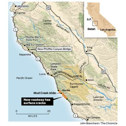 Big Sur's new stretch of highway already ing ... on u.s. route 6, u.s. route 50, highway 11 map, highway 97 map, highway 4 afghanistan maps, i-70 map, overseas highway, i-80 map, highway 45 map, highway 99 map, highway 2 map, california state route 1, ontario highway 401 map, parks highway map, u.s. route 40, key west, seven mile bridge, coast highway map, los angeles map, us route 101, u.s. route 20, new jersey turnpike, u.s. route 66, highway 25 map, highway 31 map, network north america map, i-93 map, us interstate highway system, u.s. route 2, canada highway map, pulaski skyway, highway 83 map, pacific highway map,