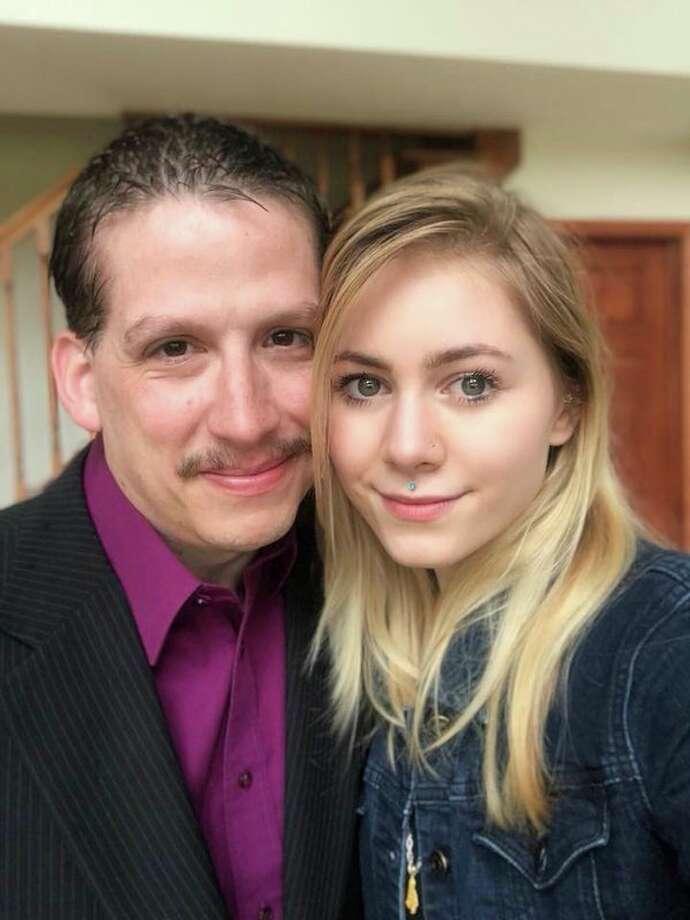 Andrew Banks and Rachel Finney