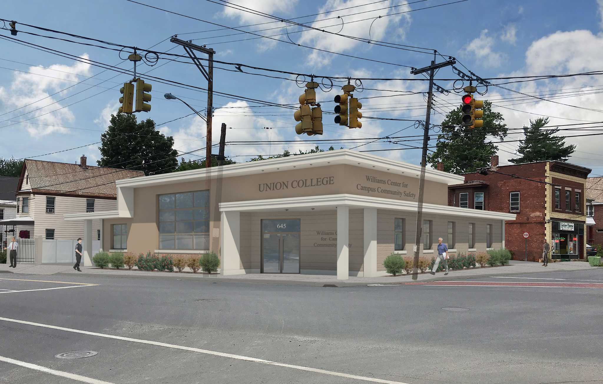 Union College seeks approval for new public safety building - Times ...