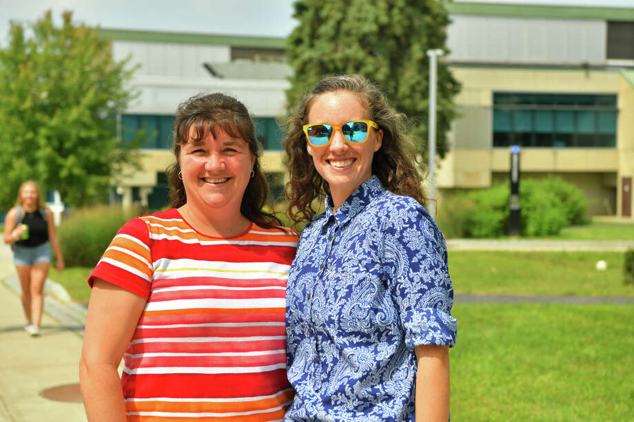 Were you Seen at the Welcome Week Experience at Hudson Valley Community College in Troy from Aug. 27-31, 2018?  Photo: Vincent Giordano For HVCC / Copyright 2018