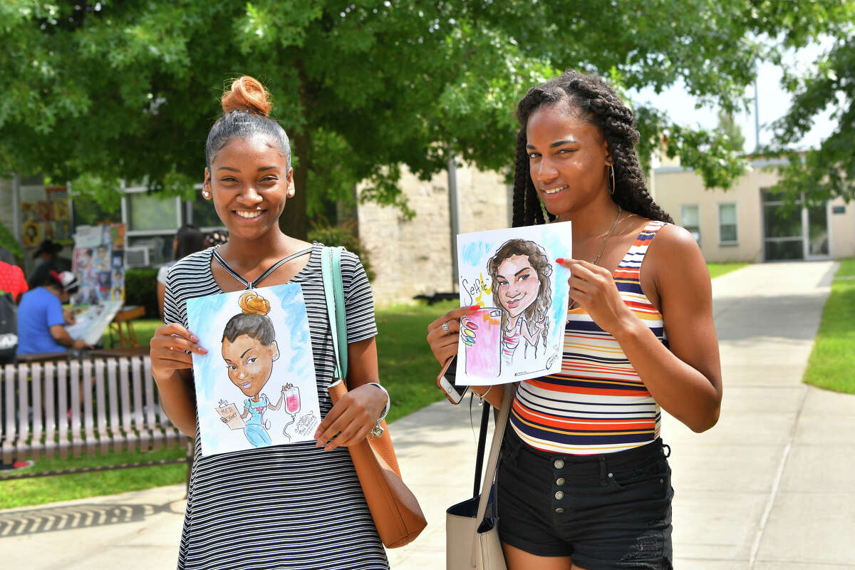 Were you Seen at the Welcome Week Experience at Hudson Valley Community College in Troy from Aug. 27-31, 2018?
