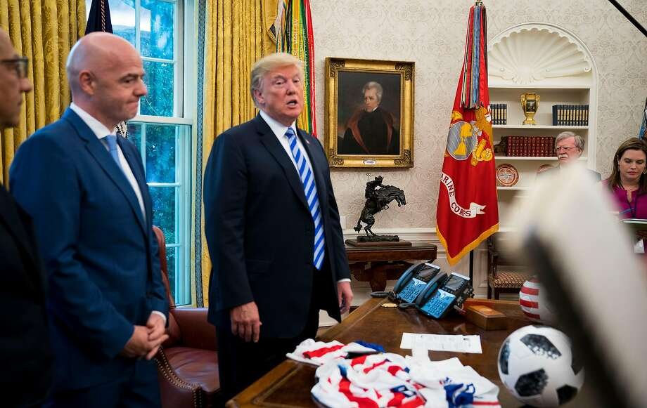 Even if President Trump's allegations about bias at Google may lack credibility, that doesn't mean the search engine is free of troubles. Photo: Doug Mills / New York Times