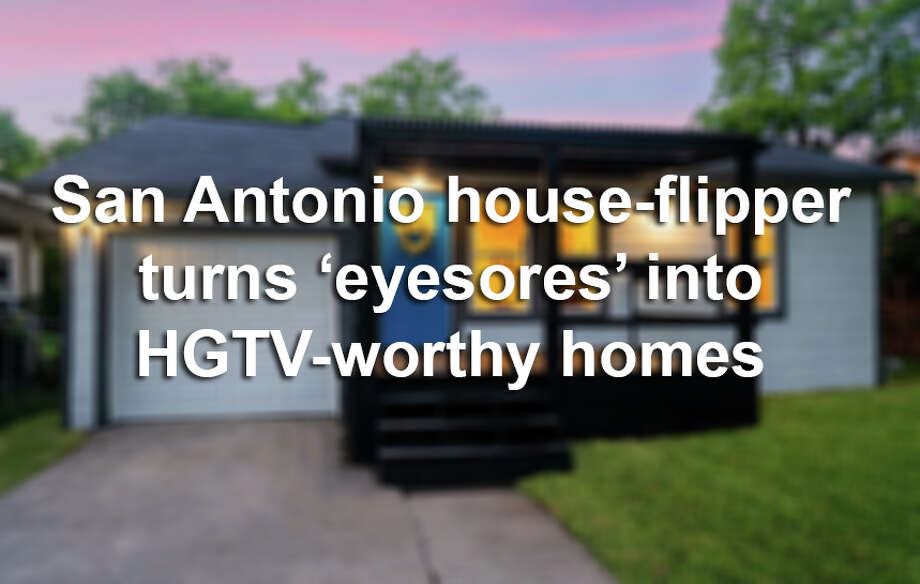 San Antonio house-flipper Joshua De Los Santos has spent the last year renovating four homes in the downtown area. Click ahead to see the amazing transformations he's worked on. Photo: Joshua De Los Santos/@joshua_de Lossantos