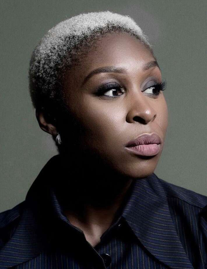 Cynthia Erivo performs at The Ridgefield Playhouse on Sept. 16. Photo: Benedict Evans / Contributed Photo